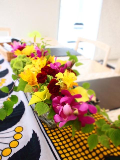 今週のお花です。_c0175022_10141224.jpg
