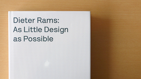 Dieter Rams: As Little Design as Possible_e0206124_2244832.jpg