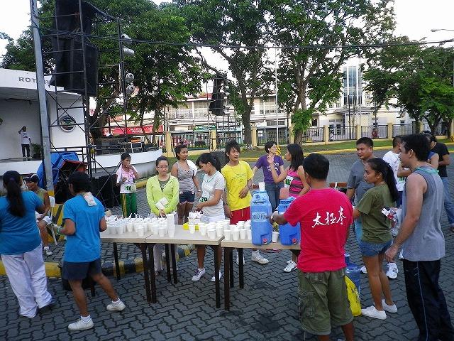 ⑤復興応援イベント(We Run, Pray and Gig for JAPAN!)_d0146933_3155527.jpg