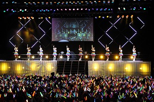 """THE IDOLM@STER 6th ANNIVERSARY SMILE SUMMER FESTIV@L!""ライブレポート_e0025035_1661646.jpg"