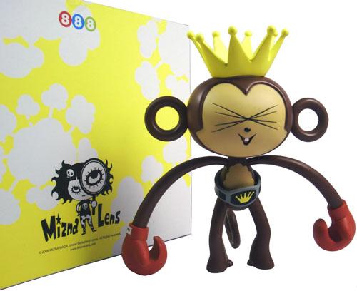和田みずなさんのHA-CHOO Monkey、ふたたび。_a0077842_2050862.jpg