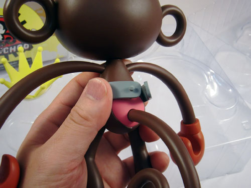 和田みずなさんのHA-CHOO Monkey、ふたたび。_a0077842_20572621.jpg