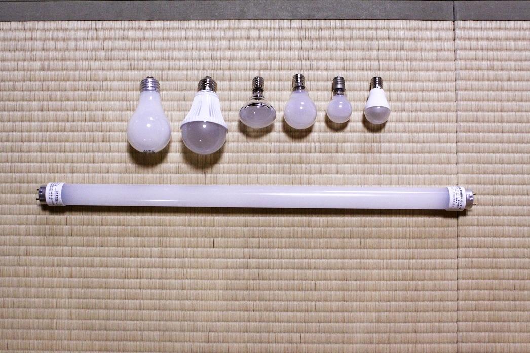 LED照明による節電_a0107574_20125335.jpg