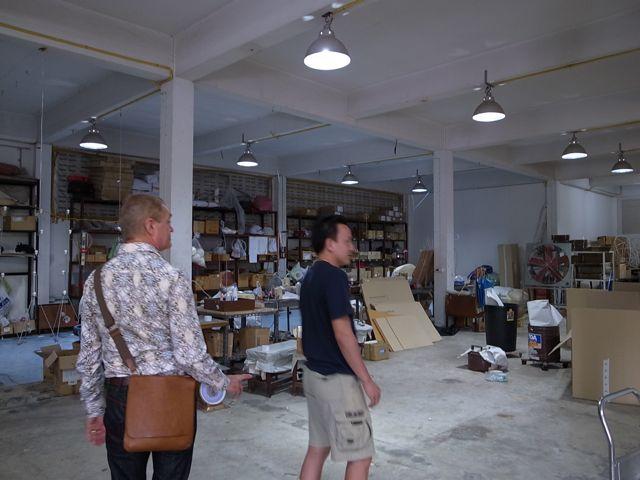 バンコクにて ango工場見学_b0141474_2141779.jpg