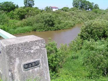 旧石狩川と中島地区_f0078286_9253792.jpg