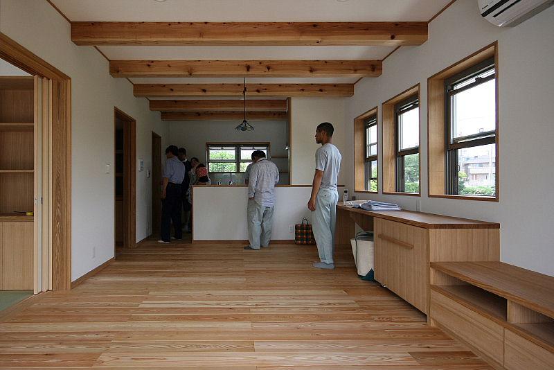稲荷の家が 完成しました。_e0145995_20531863.jpg