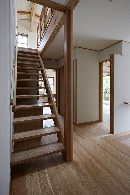 稲荷の家が 完成しました。_e0145995_20584382.jpg