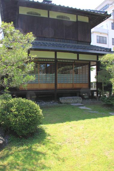 桂小五郎 像と旧邸_e0048413_21182088.jpg