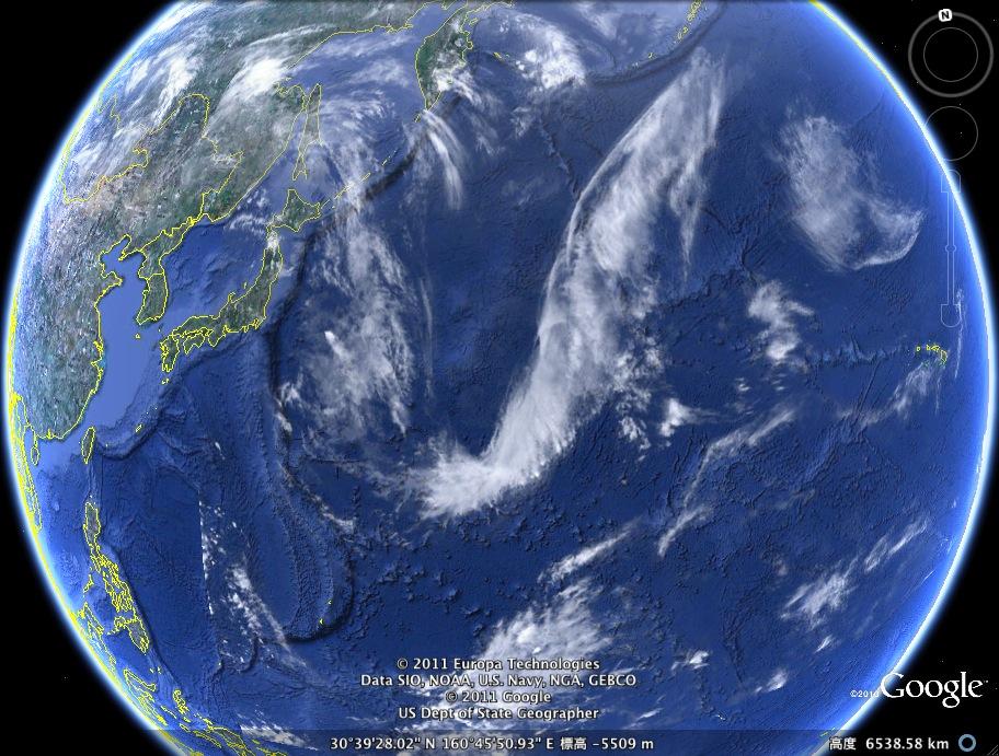今日はナイスデー!?しかし福島の放射能は世界を回る。_e0171614_23141714.jpg