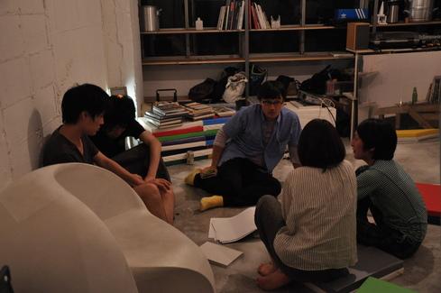 2011.6.25 アルパカ食堂 vol.3 〜古本とガレットの夜2〜_a0184716_146197.jpg