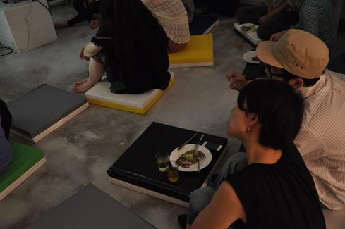 2011.6.25 アルパカ食堂 vol.3 〜古本とガレットの夜2〜_a0184716_1482896.jpg