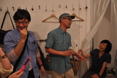 2011.6.25 アルパカ食堂 vol.3 〜古本とガレットの夜1〜_a0184716_1521995.jpg