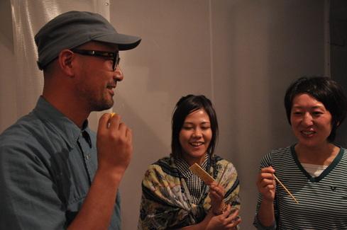 2011.6.25 アルパカ食堂 vol.3 〜古本とガレットの夜1〜_a0184716_152486.jpg