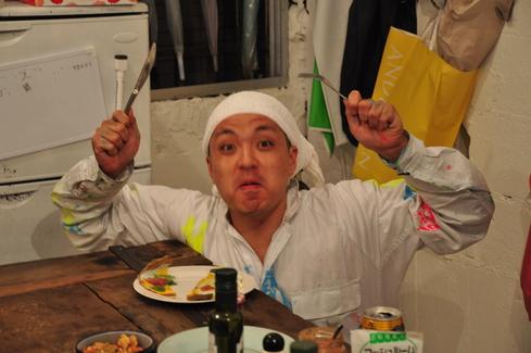 2011.6.25 アルパカ食堂 vol.3 〜古本とガレットの夜1〜_a0184716_1541021.jpg