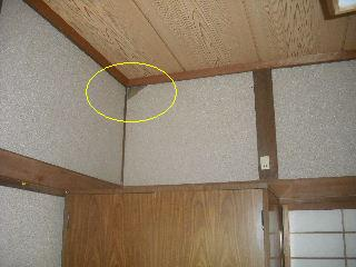 土壁剥落と屋根工事と・・・_f0031037_19524142.jpg