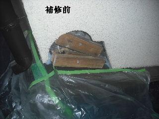 土壁剥落と屋根工事と・・・_f0031037_2002578.jpg