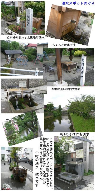 「おひさま」コース(奈良井宿・松本・安曇野)と白馬・栂池 その2_a0084343_19563266.jpg