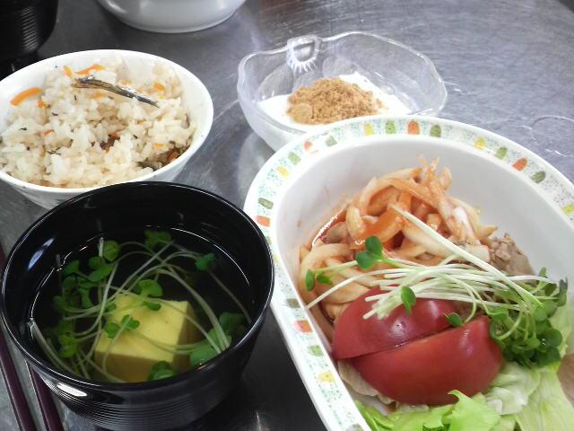 ウエル戸畑の料理教室_c0069247_8143455.jpg