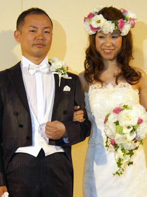 Happy Wedding!!_a0118355_1654532.jpg