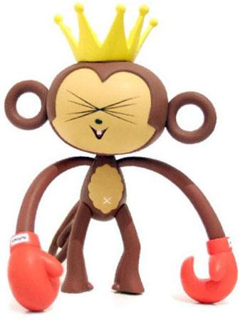 HA-CHOO Monkey Original by Mizuna Wada_e0118156_11572012.jpg