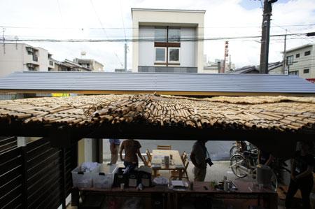 建物完成見学会 「中庭のある家」_e0164563_9415752.jpg