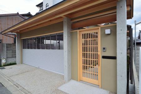 建物完成見学会 「中庭のある家」_e0164563_9422097.jpg