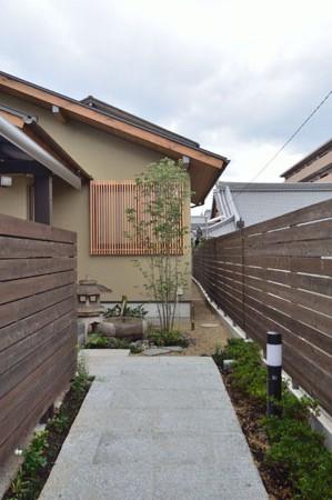 建物完成見学会 「中庭のある家」_e0164563_9435940.jpg