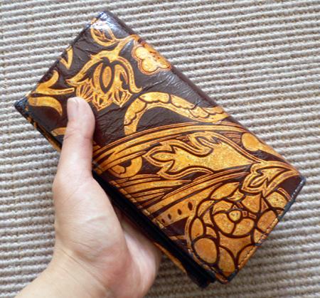 坂本これくしょんに あたらしい長財布のご紹介です!_c0145608_1614237.jpg