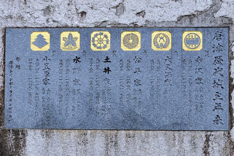 唐津城 (佐賀県)_a0042310_1523531.jpg