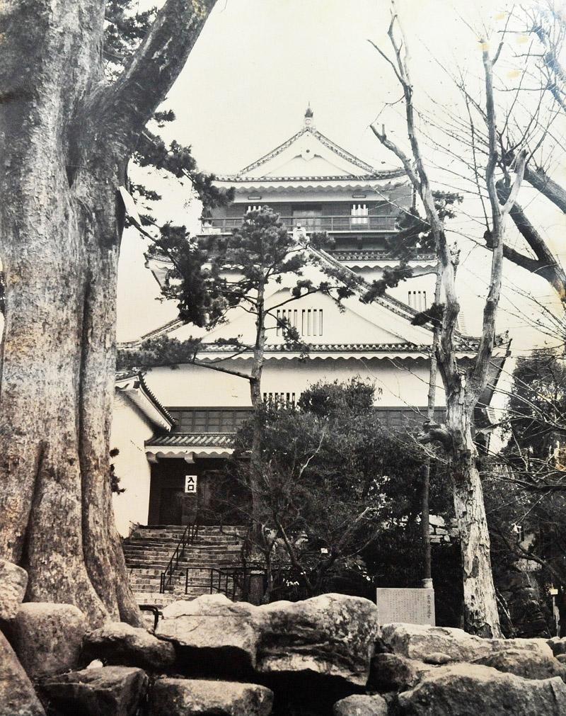 唐津城 (佐賀県)_a0042310_1601217.jpg