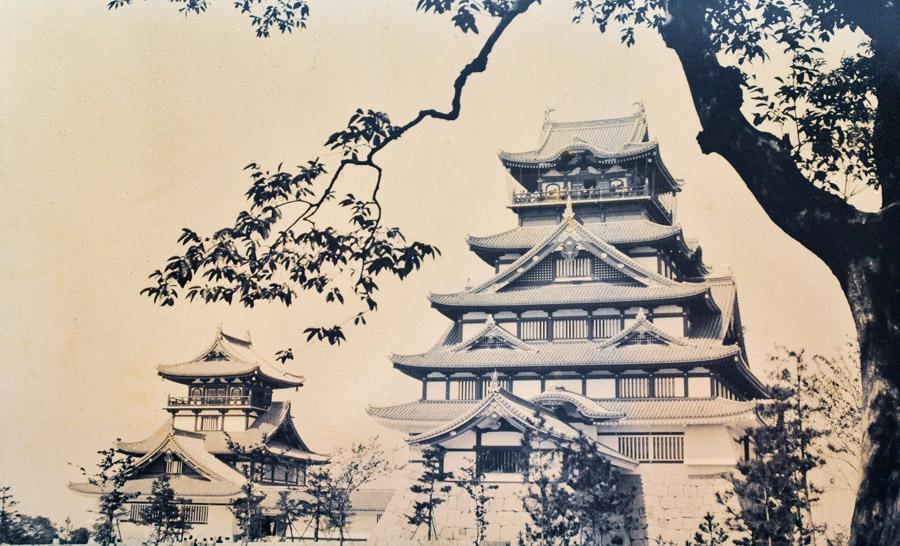 唐津城 (佐賀県)_a0042310_1603133.jpg