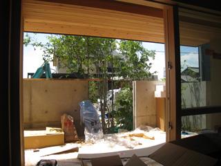 「和田の家」完成直前_b0179213_20111936.jpg