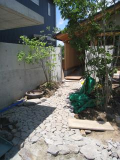 「和田の家」完成直前_b0179213_20243358.jpg