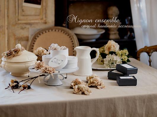 Mignon ensemble*本日出品  『商品詳細』_e0172847_926330.jpg
