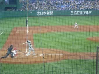 野球観戦628_e0008704_2394696.jpg