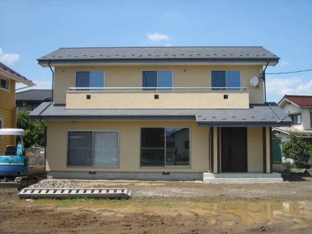 穂高SA邸 完成Ⅱ_c0218716_15442949.jpg