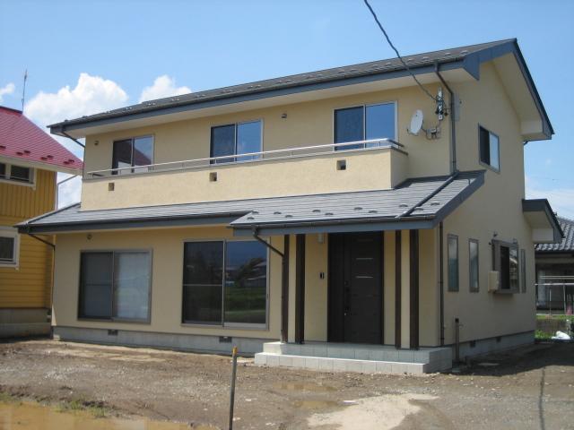 穂高SA邸 完成Ⅱ_c0218716_1544691.jpg