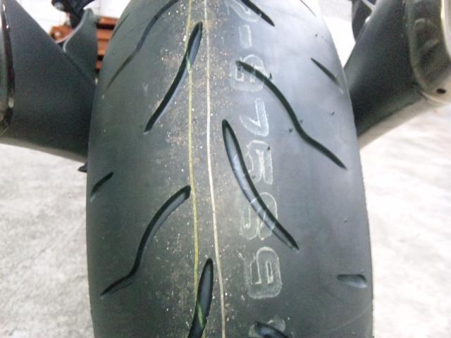 タイヤ交換しました。_a0169121_16263347.jpg