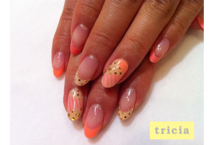 ☆Happy Summer nail 2 ☆_c0071924_1934784.jpg