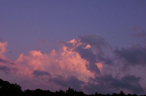夕日をながめる_b0174425_13532024.jpg