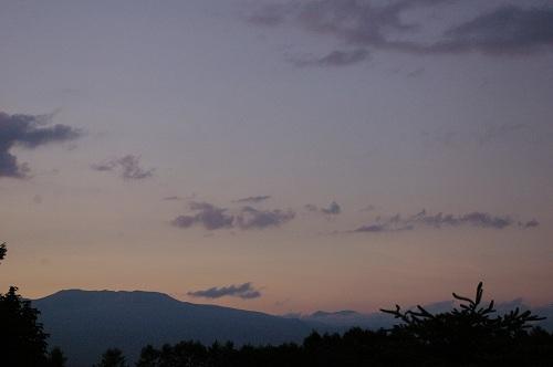 夕日をながめる_b0174425_13535279.jpg