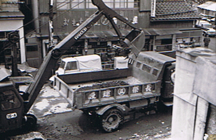 ②50年前の西堀埋立工事と鍛冶工事の下水道管埋設工事_d0178825_2233193.jpg