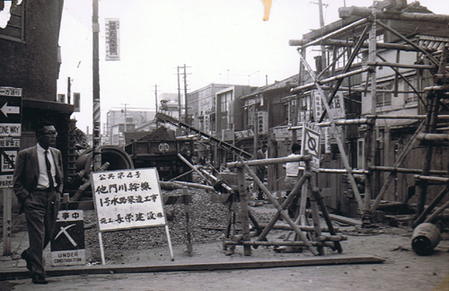 ②50年前の西堀埋立工事と鍛冶工事の下水道管埋設工事_d0178825_2318511.jpg