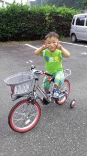 『たけひろ』 3歳になりました。_f0101226_8223826.jpg