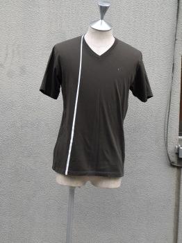 H artinasal hand by..冤罪 白 Tシャツ_e0122680_22303390.jpg