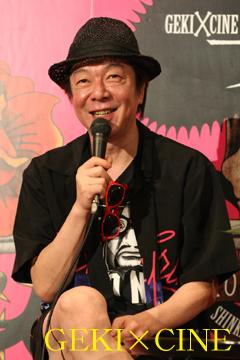 薔薇とサムライ 初日舞台挨拶レポート!_f0162980_12171637.jpg