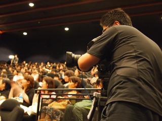 薔薇とサムライ 初日舞台挨拶レポート!_f0162980_1549478.jpg