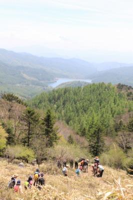 オールフリーと素敵な山歩き@大菩薩嶺  2011.6.5(日)_c0213096_1842868.jpg