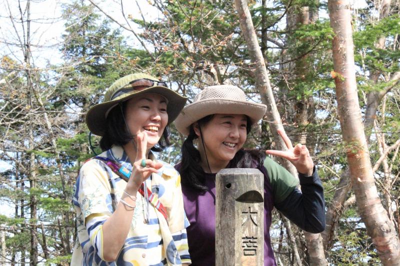 オールフリーと素敵な山歩き@大菩薩嶺  2011.6.5(日)_c0213096_19463710.jpg