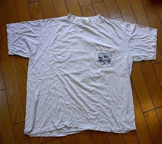 7/2(土)入荷!70'S オールコットン ポケット Tシャツ!_c0144020_1414215.jpg